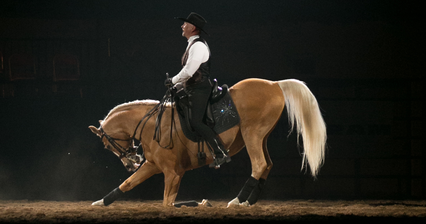 Largest 3-day horse fair in America. 300 clinics, seminars, and educational events presented by top horse professionals from around the country.