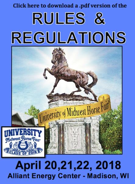 Download .pdf Rules & Regulations