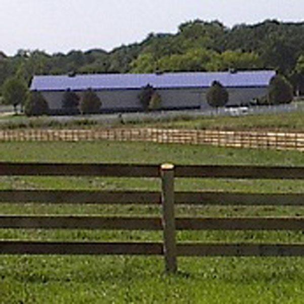 Thomas Horse Fence