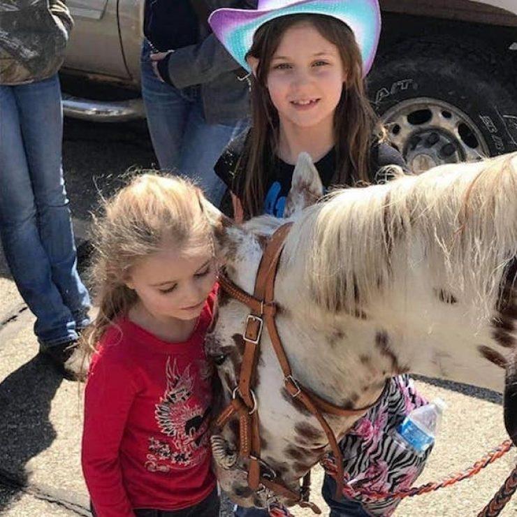 Ambassador Child With Horse